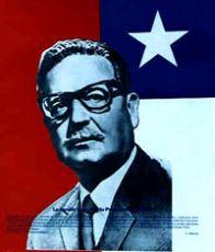 Allende vive na memoria